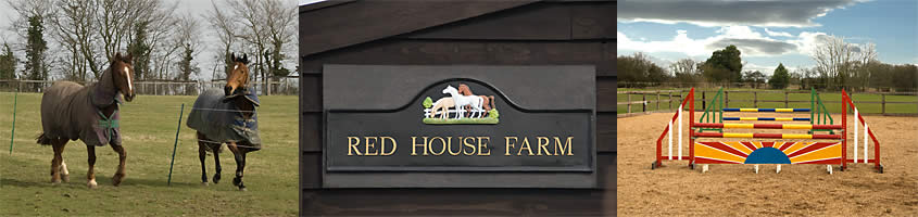 Red House Farm Livery Stables